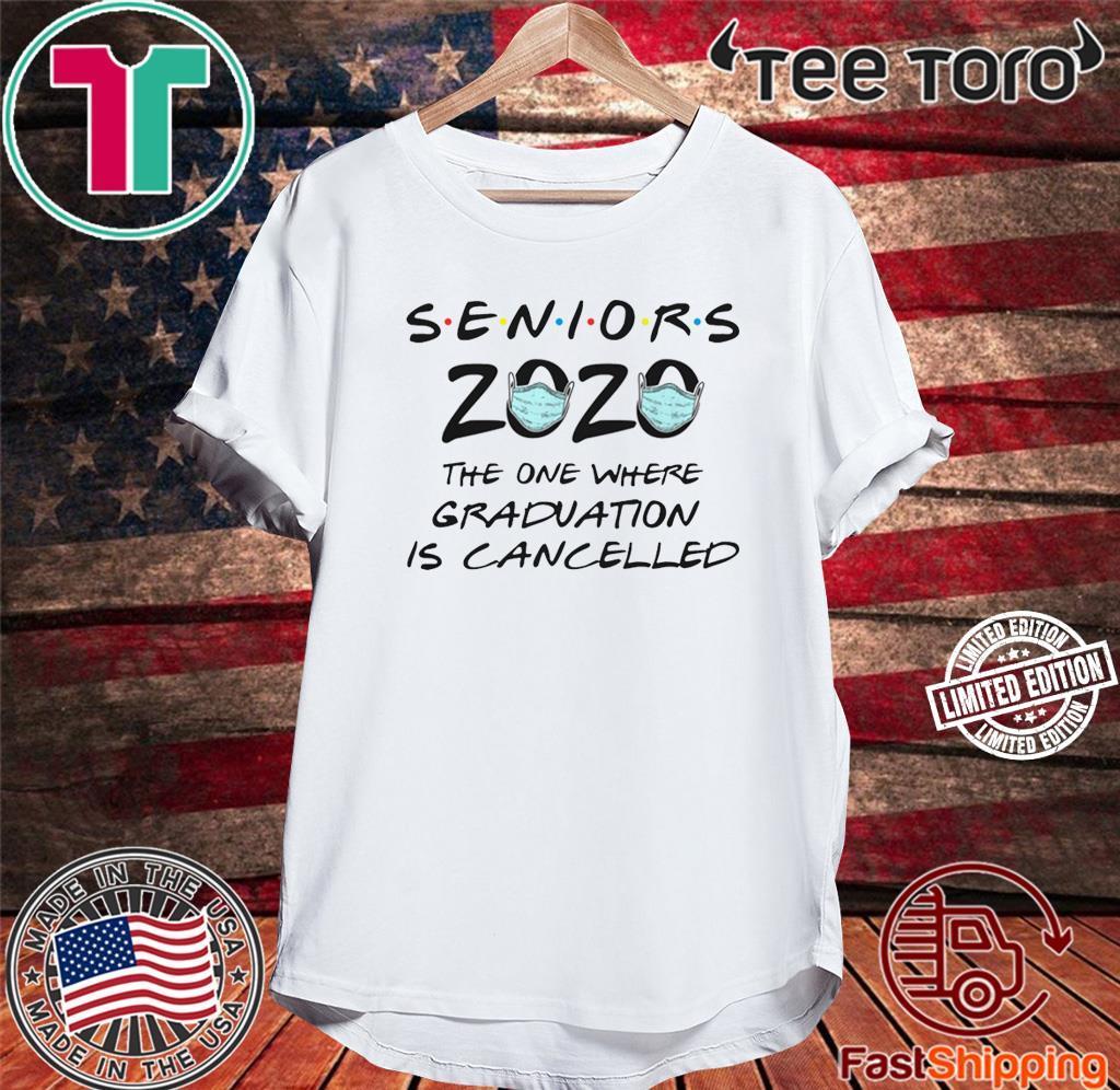 Seniors Friends Shirt